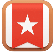 Apps de Ipad para trabajar: Wunderlist