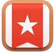Apps d'Ipad per treballar: Wunderlist
