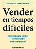 Ebook sobre ventas: Vender en tiempos difíciles (Tom Hopkins)