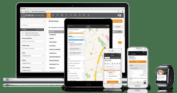 Las apps CRM ayudan a las empresas a mejorar la relación que tienen con sus clientes, a gestionar los leads y a vender más