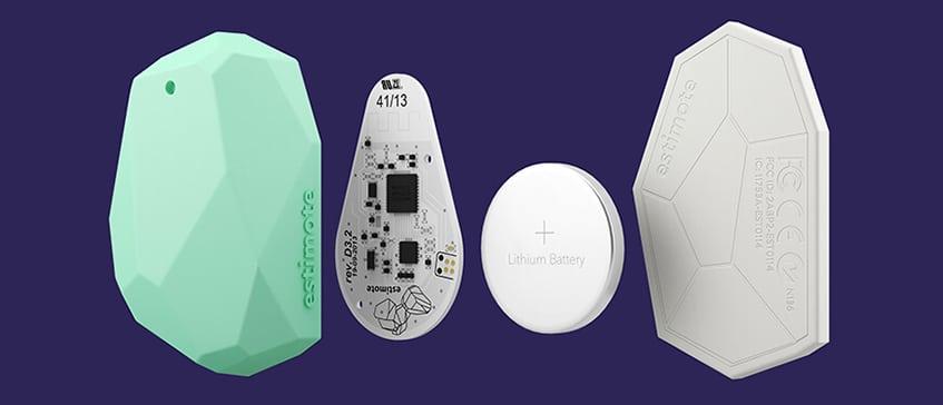 Los beacon, pequeños dispositivos que se suelen colocar en tiendas, que mandan información a los usuarios cuando pasan cerca del establecimiento en cuestión